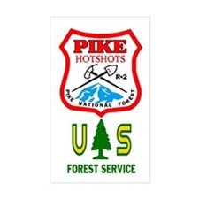 Pike Hotshots Sticker 1