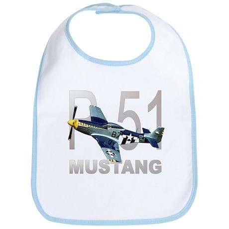 P-51 MUSTANG Bib