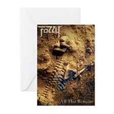 FOZZY - All That Remains Greeting Cards (6)