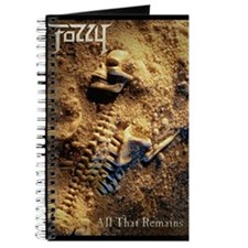 FOZZY - All That Remains Journal