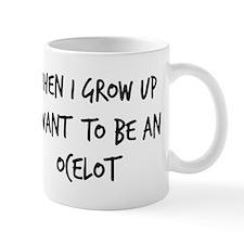 Grow up - Ocelot Mug
