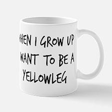 Grow up - Yellowleg Mug