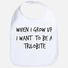 Grow up - Trilobite Bib