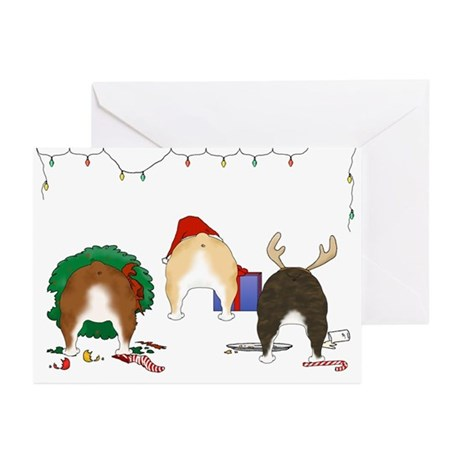 Bulldog Christmas Cards (Pk of 20)