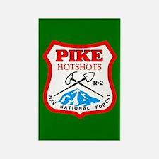 Pike Hotshots Magnet 8