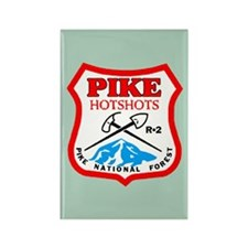 Pike Hotshots Magnet 6