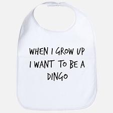 Grow up - Dingo Bib