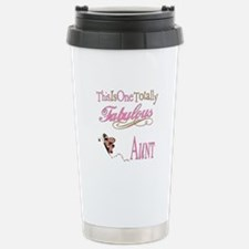 Fabulous Aunt Travel Mug