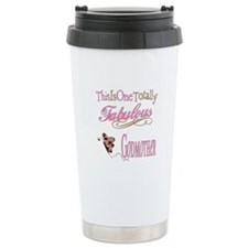 Fabulous Godmother Travel Mug