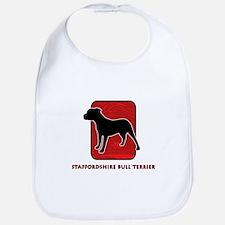 Staffordshire Bull Terrier Bib