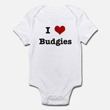 I love Budgies Infant Bodysuit