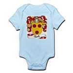 Rault Family Crest Infant Creeper