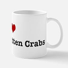 I love Chinese Mitten Crabs Mug