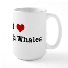 I love Beluga Whales Mug