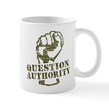 Question Authority Mug