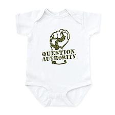 Question Authority Onesie