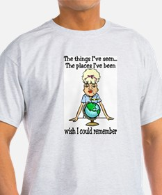 Places I've been T-Shirt