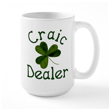 Craic Dealer Large Mug