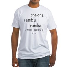 Latin Dance Shirt