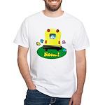 Noooo! White T-Shirt