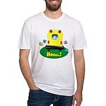 Noooo! Fitted T-Shirt