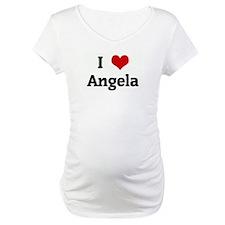 I Love Angela Shirt