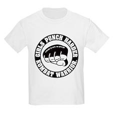 GIRL PUNCH HARDER T-Shirt