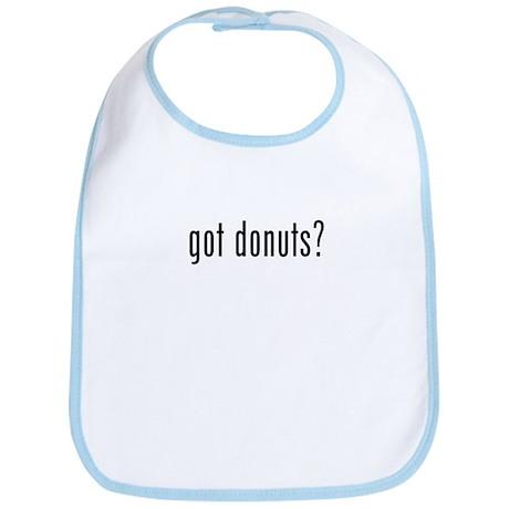 got donuts Bib