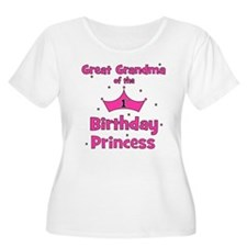 Great Grandma 1st Birthday Pr T-Shirt
