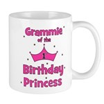 Grammie 1st Birthday Princess Mug