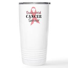 Endometrial Awareness Travel Mug