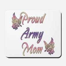 Proud Army Mom Mousepad
