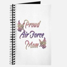 Proud Air Force Mom Journal