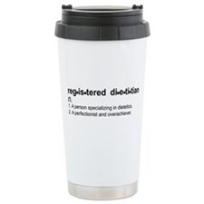 Registered Dietitian Travel Coffee Mug
