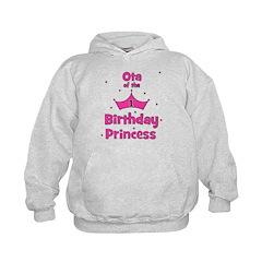 Ota of the 1st Birthday Princ Hoodie