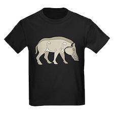 Pictish Boar T