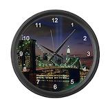 Tribute in light Giant Clocks