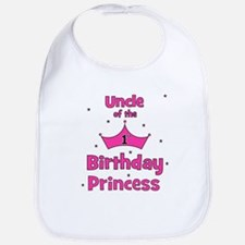 Uncle of the 1st Birthday Pri Bib