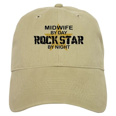 Midwife Rock Star by Night Cap