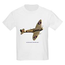 Supermarine Spitfire MK V T-Shirt