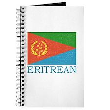 ERITREAN FLAG Journal