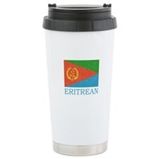 ERITREAN FLAG Travel Mug