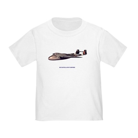De Havilland Vampire Toddler T-Shirt