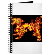 Old Fire Dragon Journal