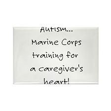 Unique Marine corps kids Rectangle Magnet