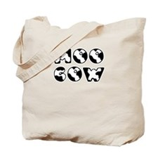MOO COW MOOCOW Tote Bag