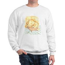Pom Mom w/Newborn Sweatshirt