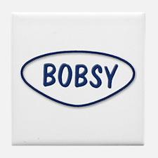 Bobsy Tile Coaster