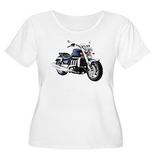 Triumph Rocket III Blue #1 Motorbike T-Shirt