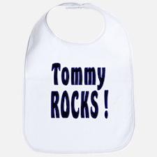 Tommy Rocks ! Bib